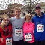 Thanksgiving Day Gobble Jog 2014