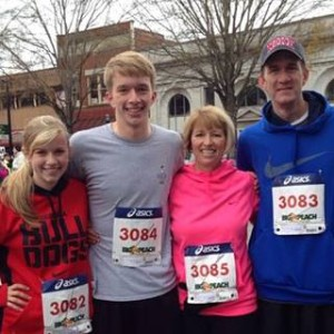 Thanksgiving Day Gobble Jog 2014
